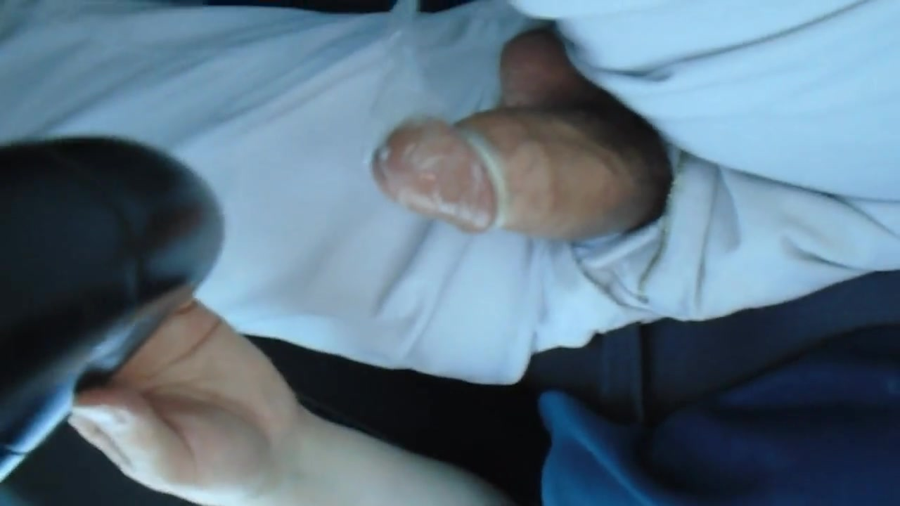Jerked Off While Driving