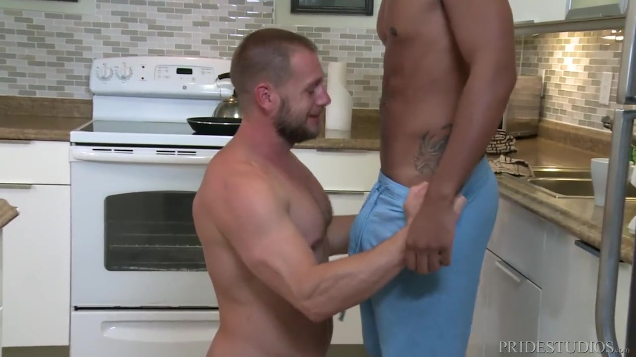 Daddy big dick Man with